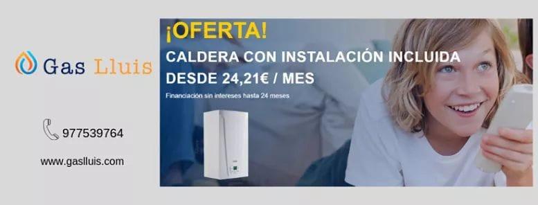 CAMBIAR SU CALDERA ES EL MOMENTO !